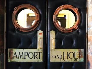 Photo of doors to Carpathia, 30 James Street