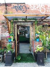 Photo of Botanical Gin Garden bar Liverpool