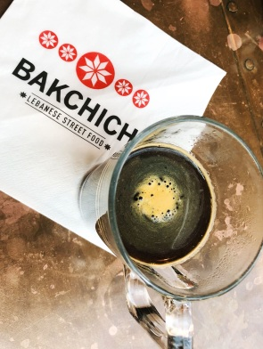 Photo of coffee at Bakchich