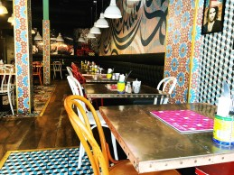 Photo of inside of Bakchich Liverpool