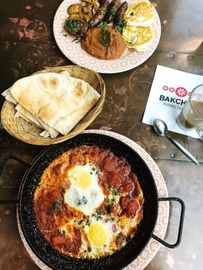 Photo of breakfast at Bakchich