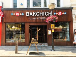 Photo of the outside of Bakchich Liverpool