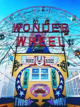 Photo of Wonder Wheel Coney Island