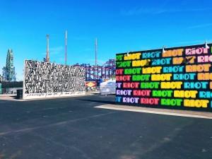Photo of Coney Art Walls