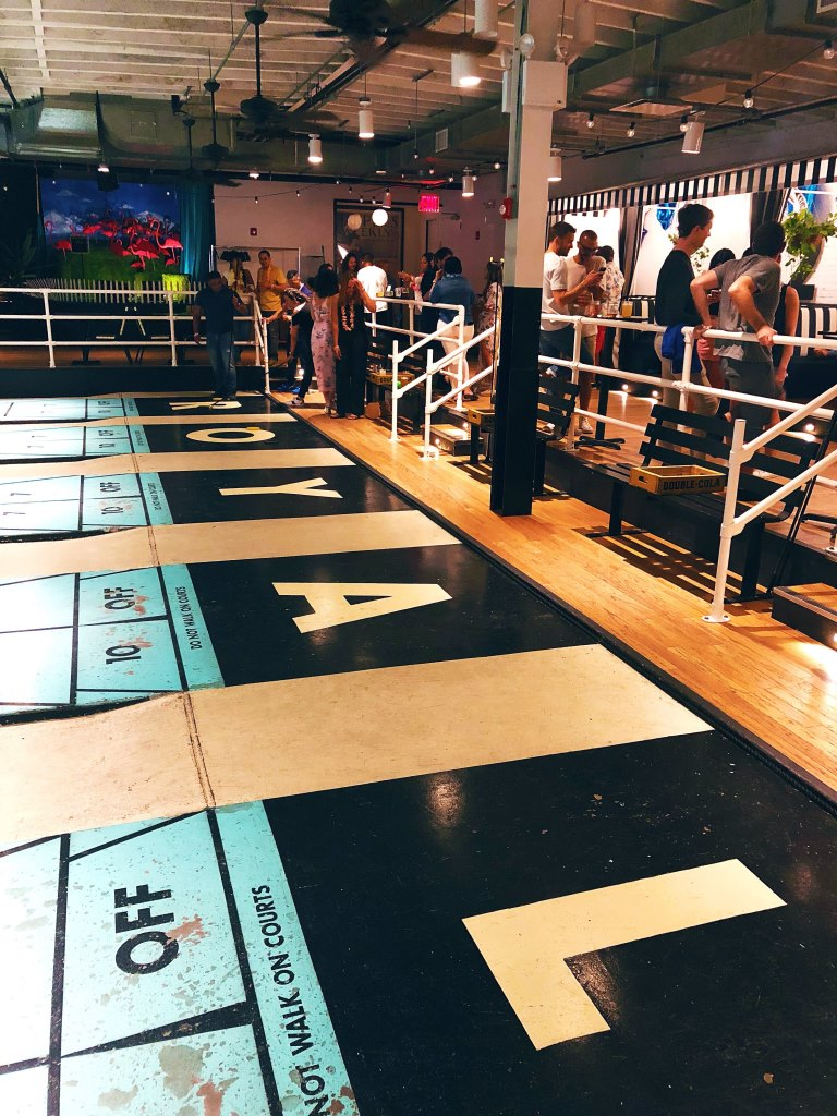 Alternative new york Royal Palms Shuffleboard
