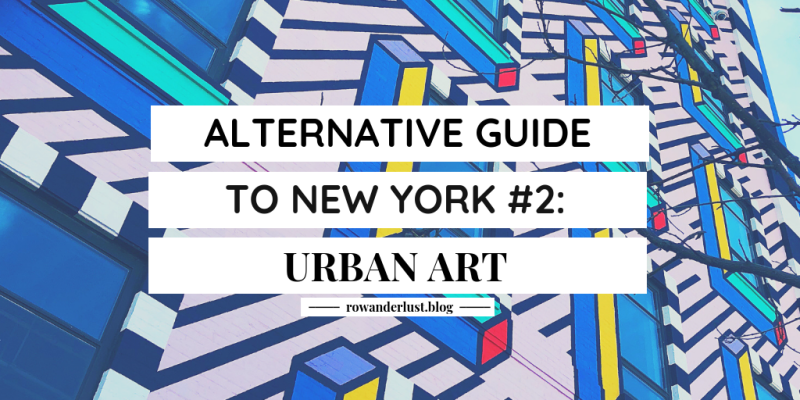 Photo of cover for Alternative New York Guide #2 urban art