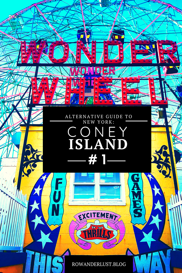 Photo of cover of Coney Island guide