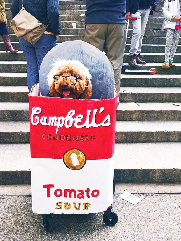 PUPkin parade - Halloween dog costume contest in New York
