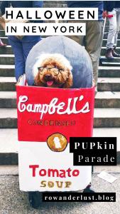 Halloween in New York guide by Rowanderlust