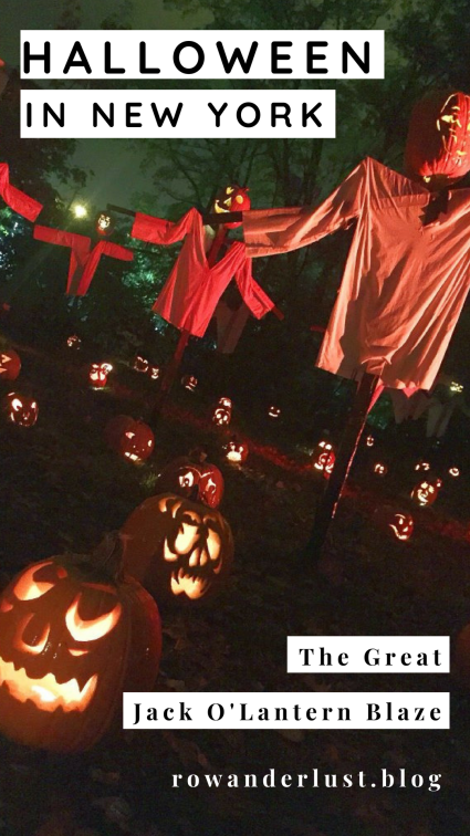 Halloween in New York guide by Rowanderlust